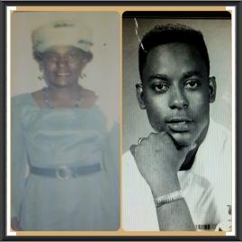 Grandma Winnie and Daddy